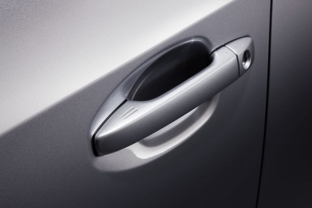 Keyless Entry and Push Button Start